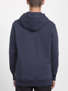 General Stone Pullover  - Navy