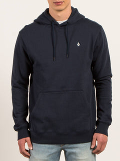 Single Stone Pullover Hoodie - Navy