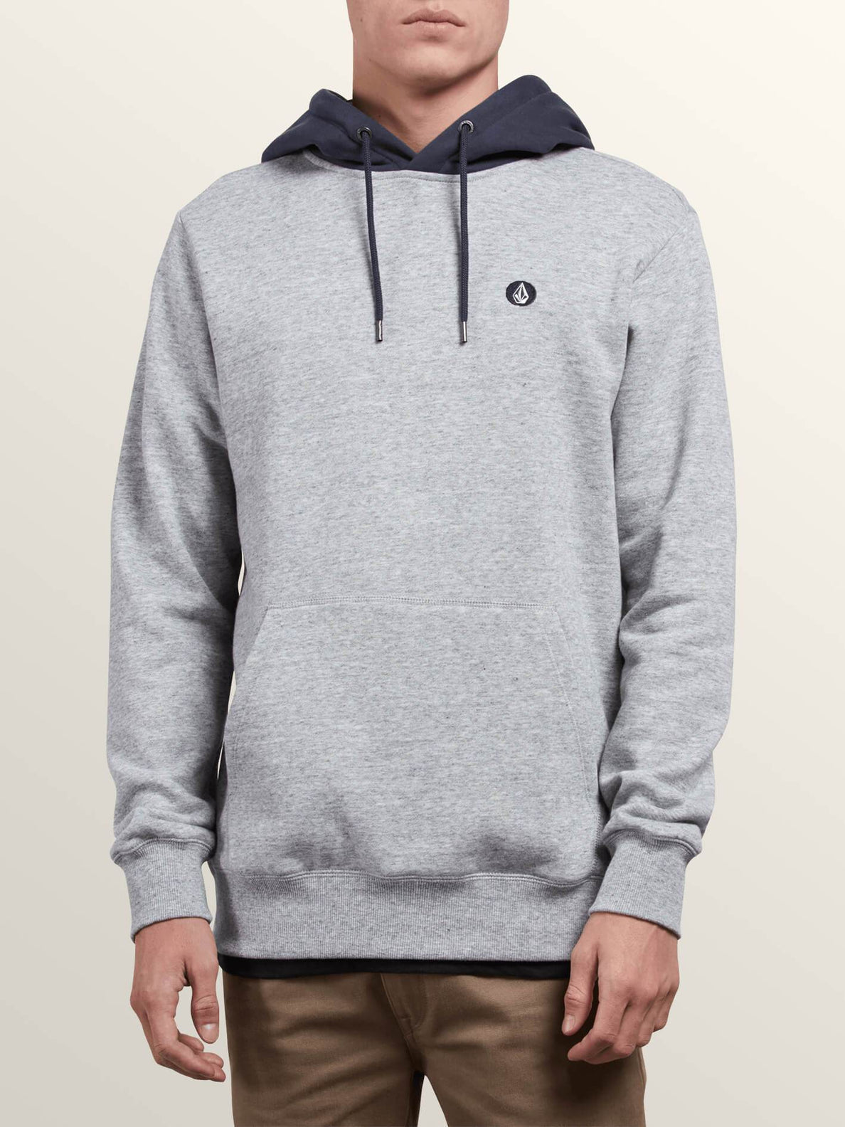 Single Stone Pullover Hoodie - Storm