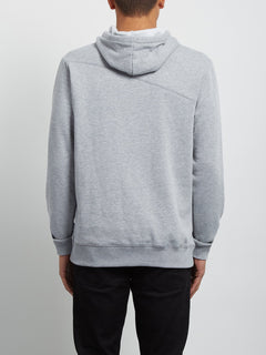 Stone Pullover Hoodie - Grey
