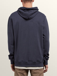 Stone Pullover Hoodie - Midnight Blue