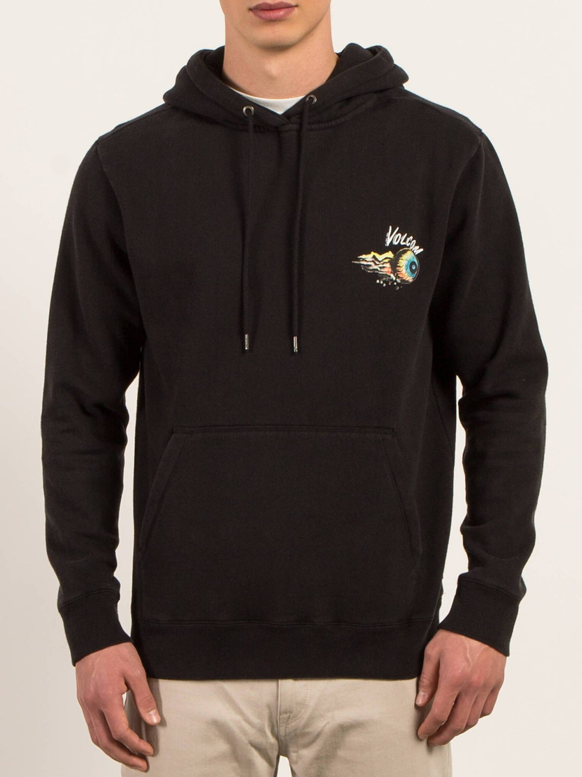 Reload Pullover Hoodie - Washed Black