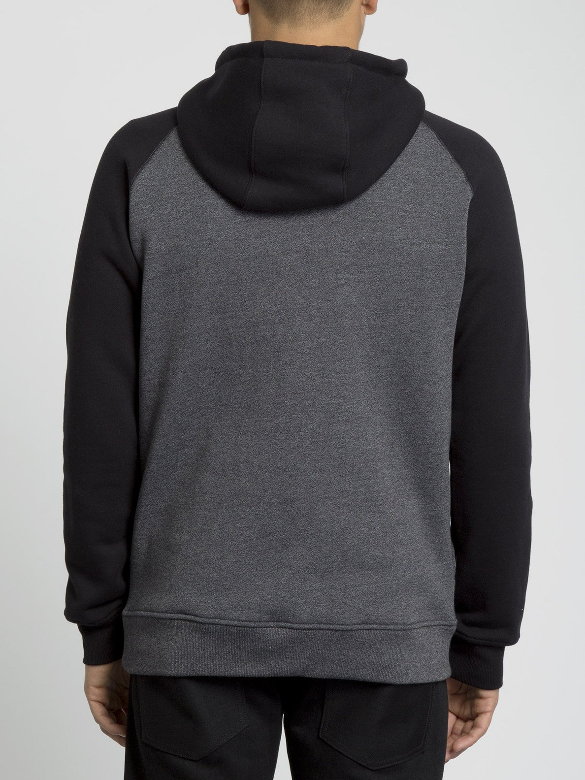 Homak Pullover - Heather Grey (A4131808_HGR) [B]
