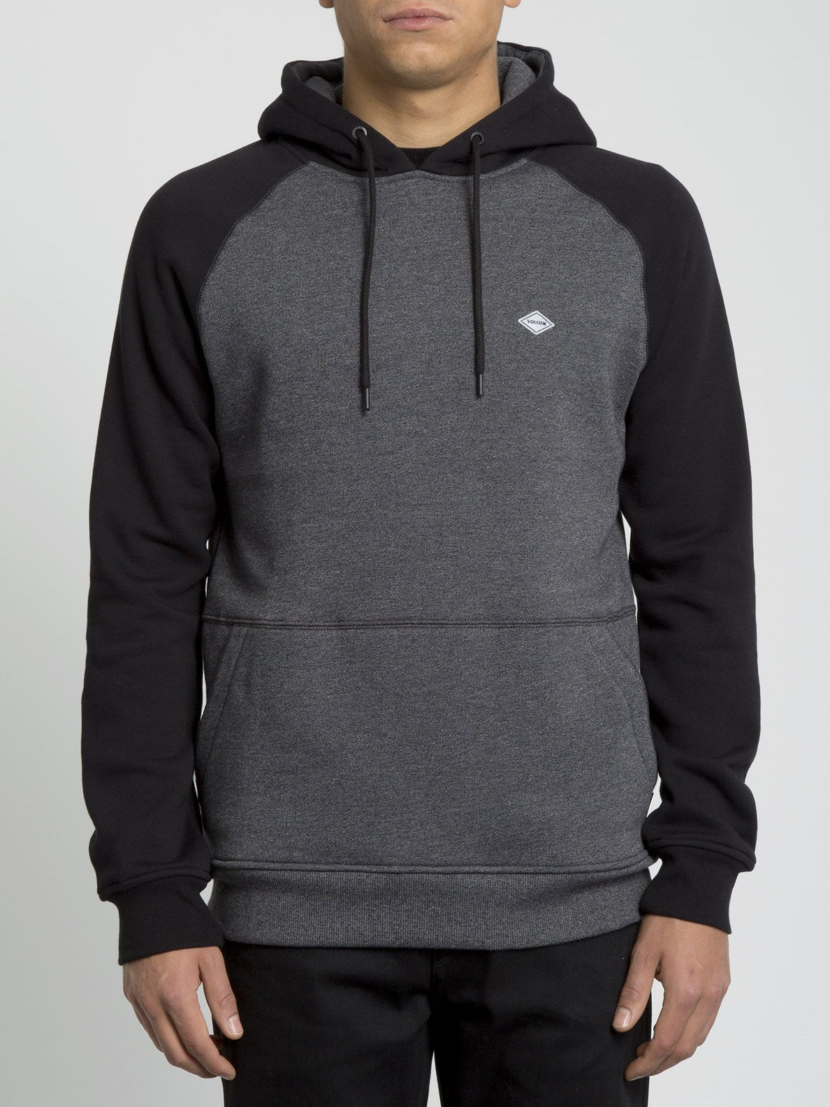 Homak Pullover - Heather Grey (A4131808_HGR) [F]