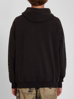 Something Out There Hoodie - BLACK (A4142004_BLK) [B]
