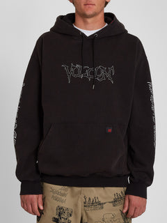Something Out There Hoodie - BLACK (A4142004_BLK) [F]