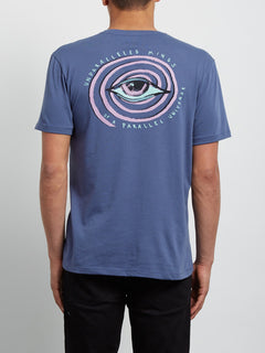 Burch Eye Tee - Deep Blue