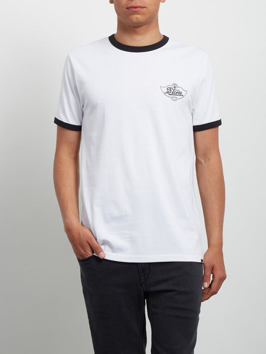 Winger Tee - White