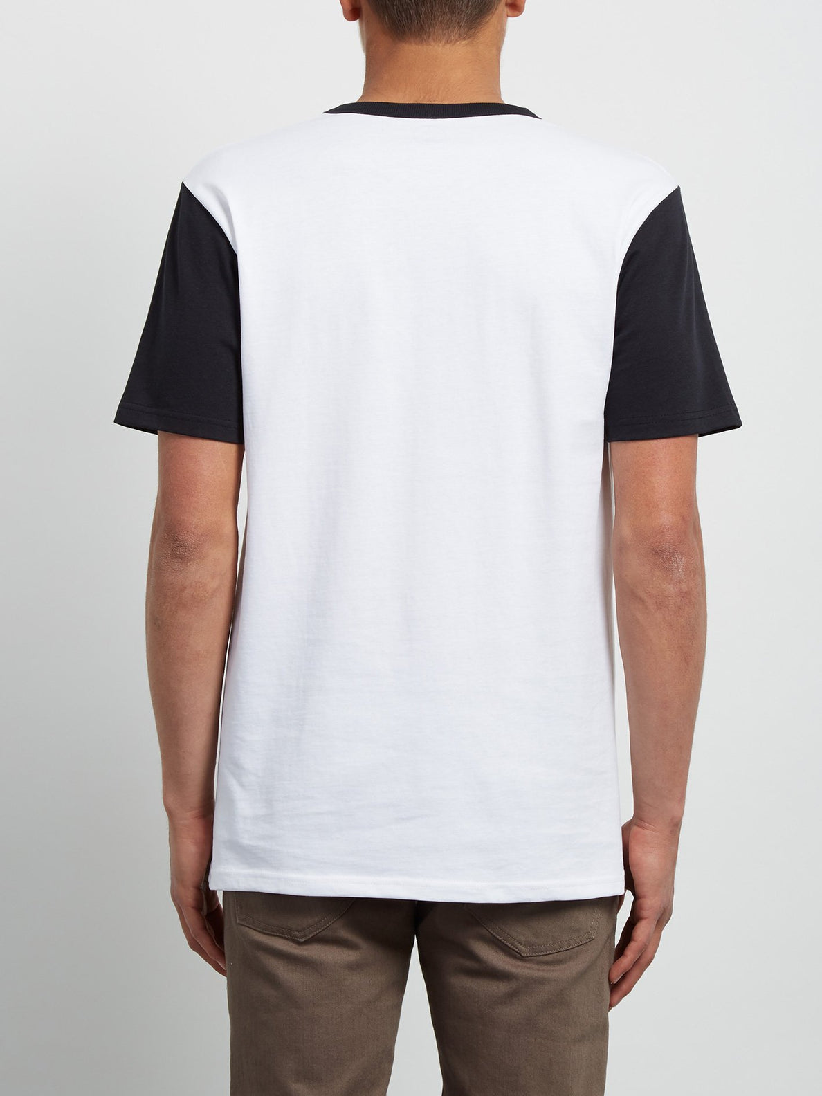 Angular Tee - Black