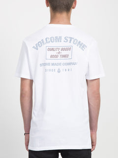 Volometry T-shirt  - White