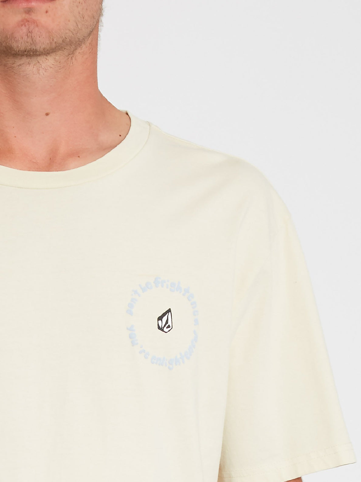 Ozzy Wrong T-shirt - Off White (A4312104_OFW) [2]