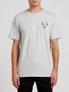 Ryan Burch T-shirt - TOWER GREY