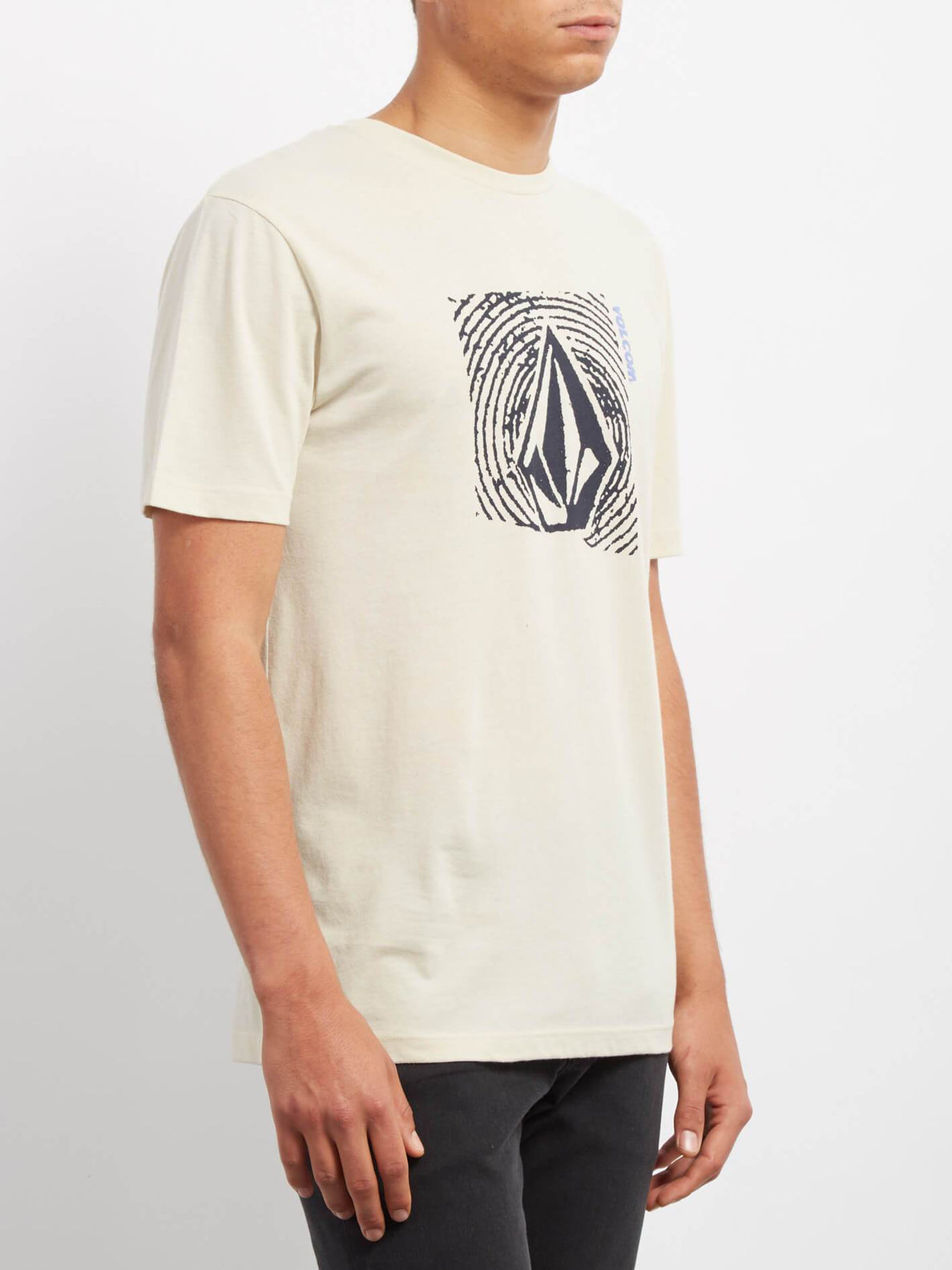 Stonar Waves  T-shirt - Clay