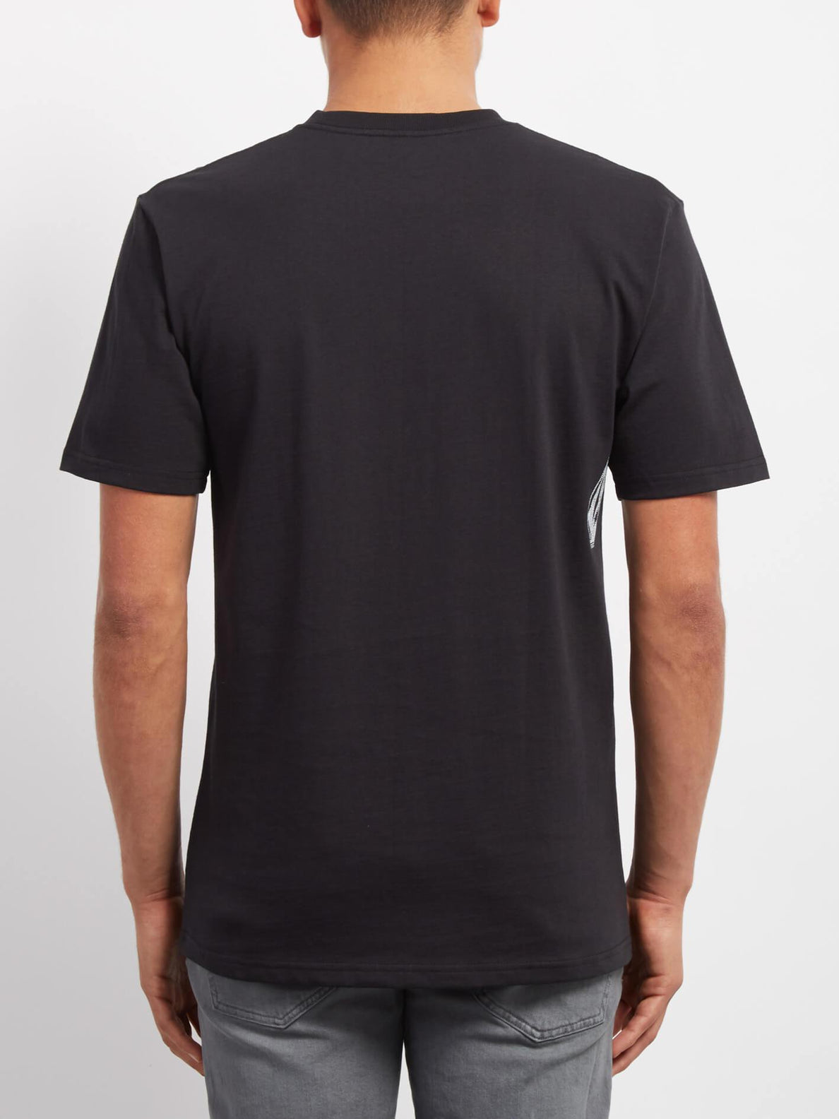Stranger  T-shirt - Black