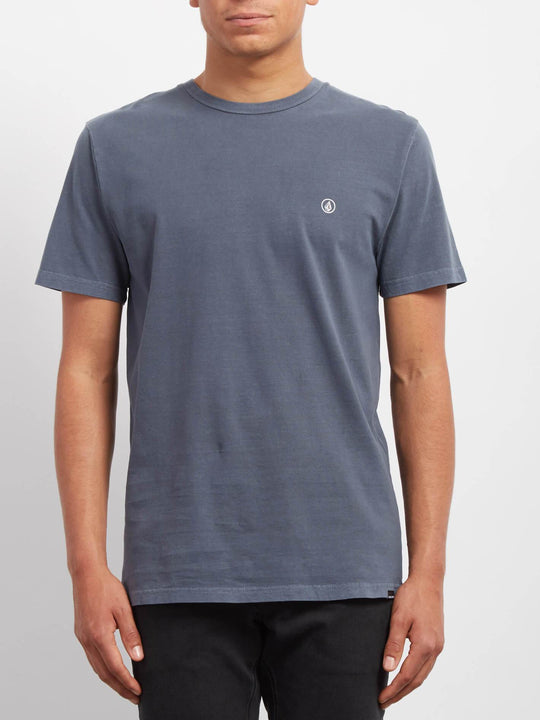 Pale Wash II T-shirt - Midnight Blue