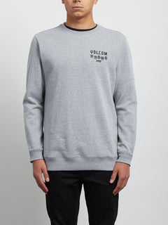 Reload Crew Sweatshirt - Grey