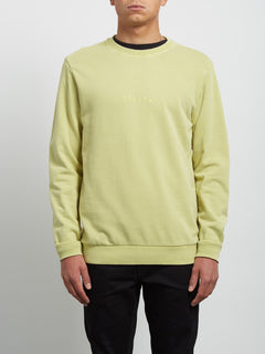 Case Crew Sweatshirt - Shadow Lime