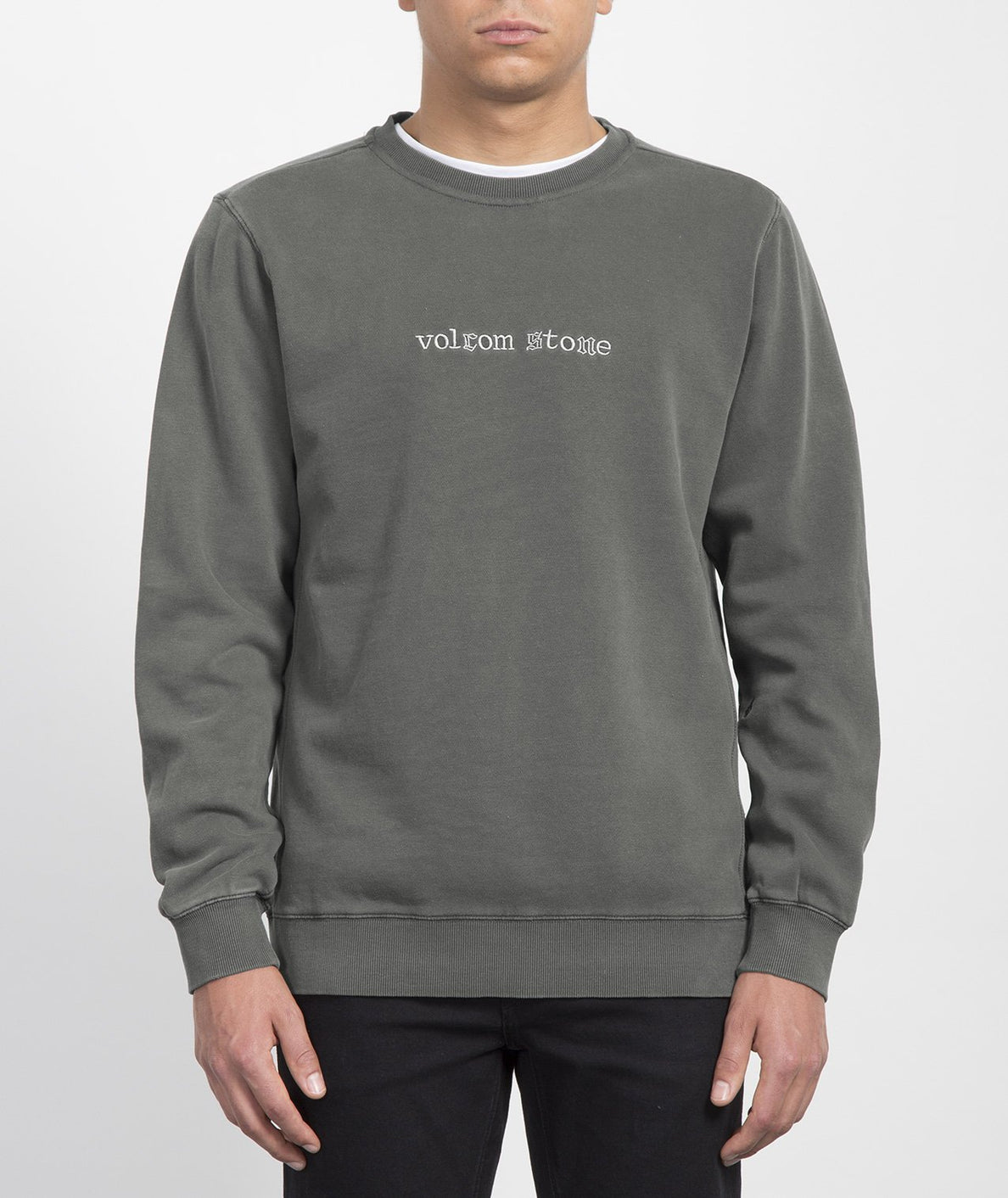Lucid State Sweater  - Black
