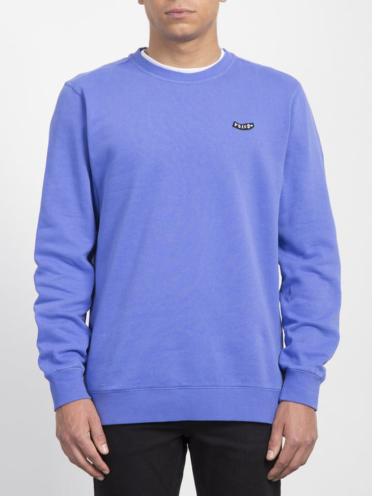 Lucid State Sweater  - Dark Purple