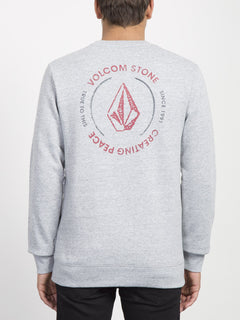 General Stone Sweater  - Storm