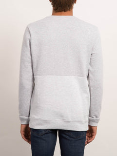 Single Stone Division Crew Sweatshirt - Mist