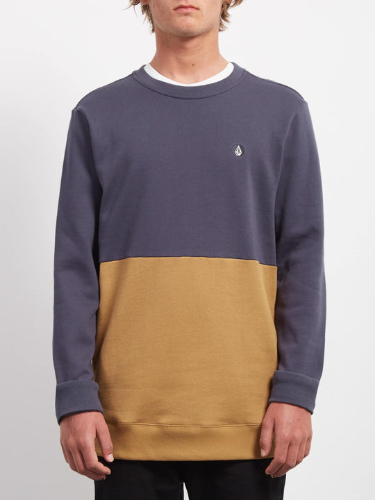 Single Stone Div Sweaters - Midnight Blue