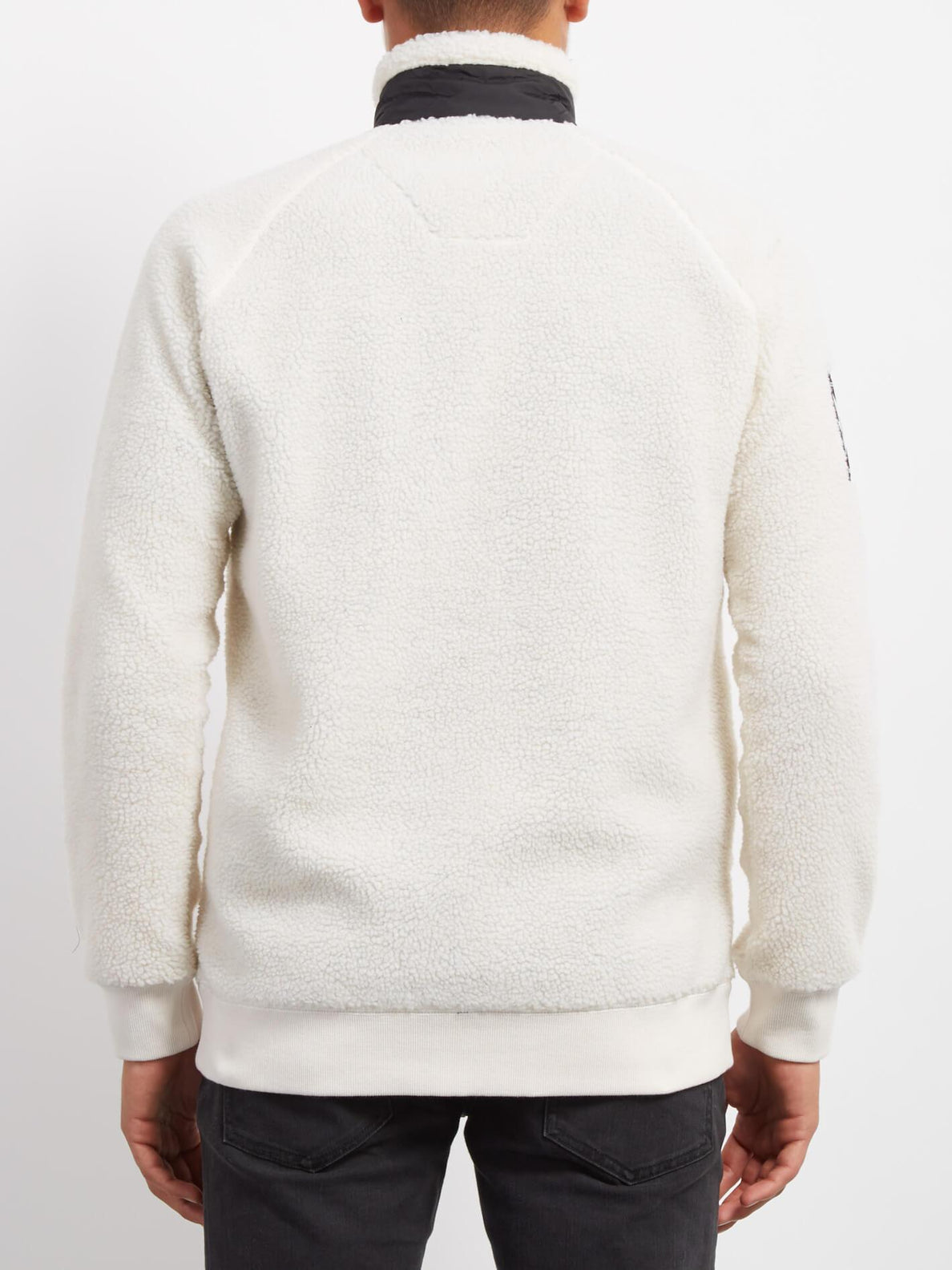 A.P. Mock Sweaters - White