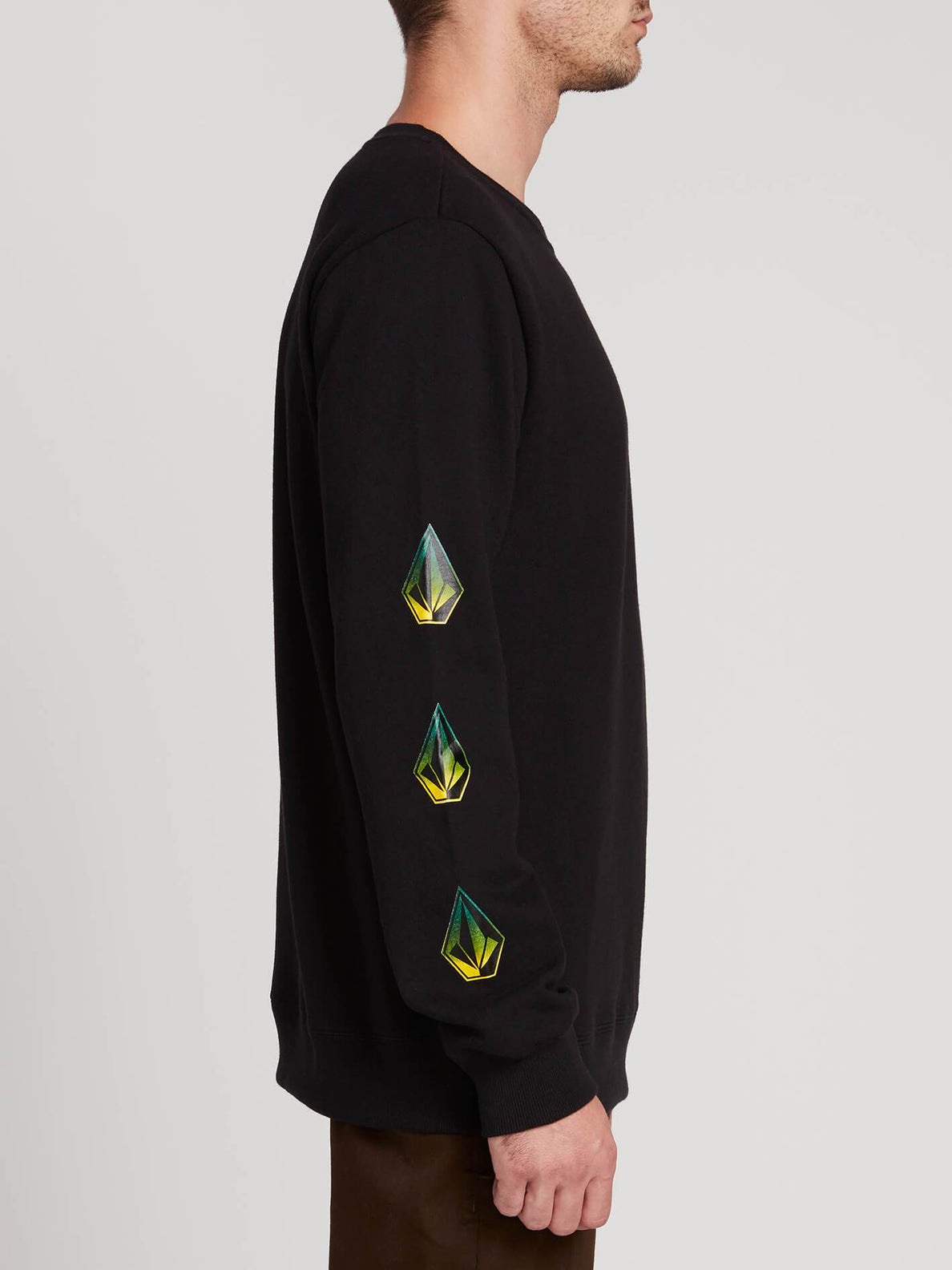 Deadly Stone Sweater - Black (A4631904_BLK) [1]