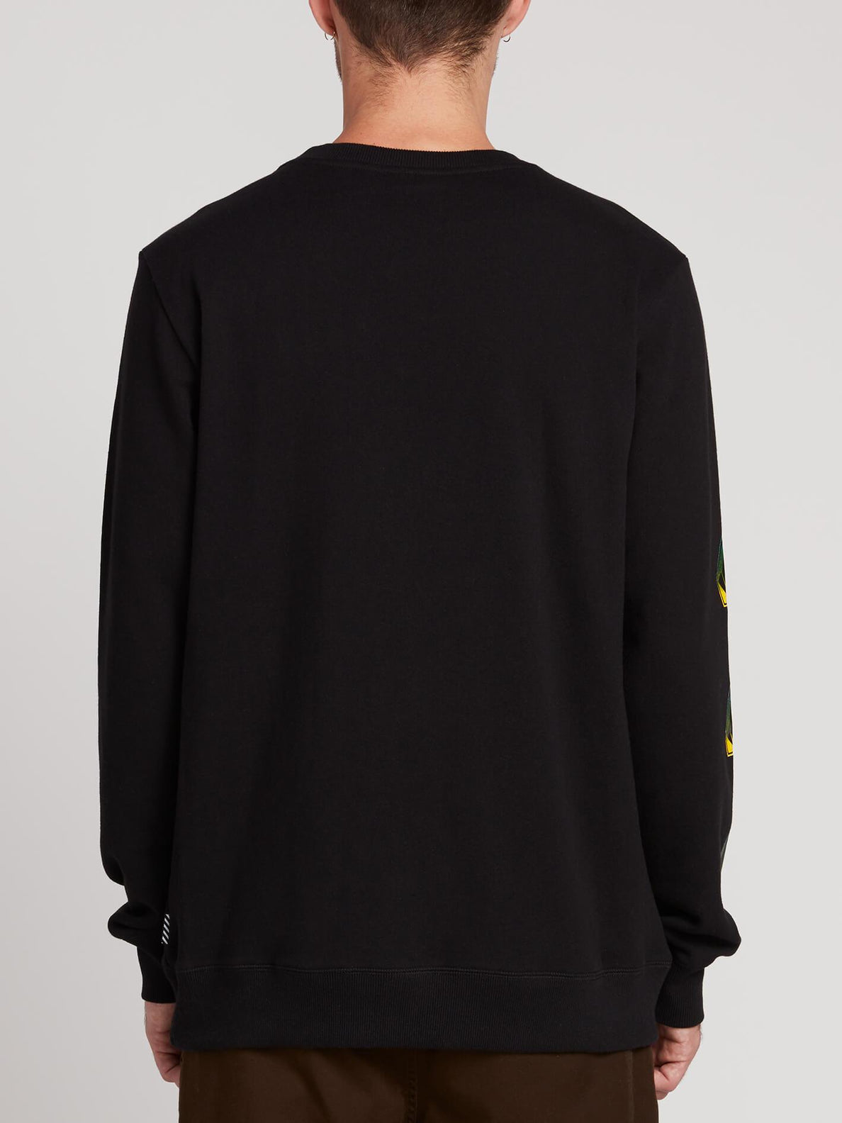 Deadly Stone Sweater - Black (A4631904_BLK) [B]