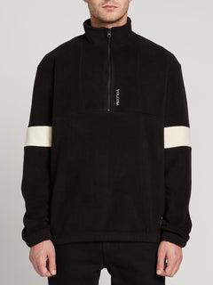 Trekker Sherpa Sweater - Black (A4631906_BLK) [2]