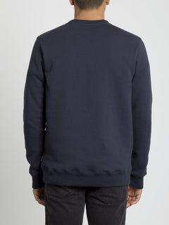 Single Stone Sweater - Navy (A4631910_NVY) [B]