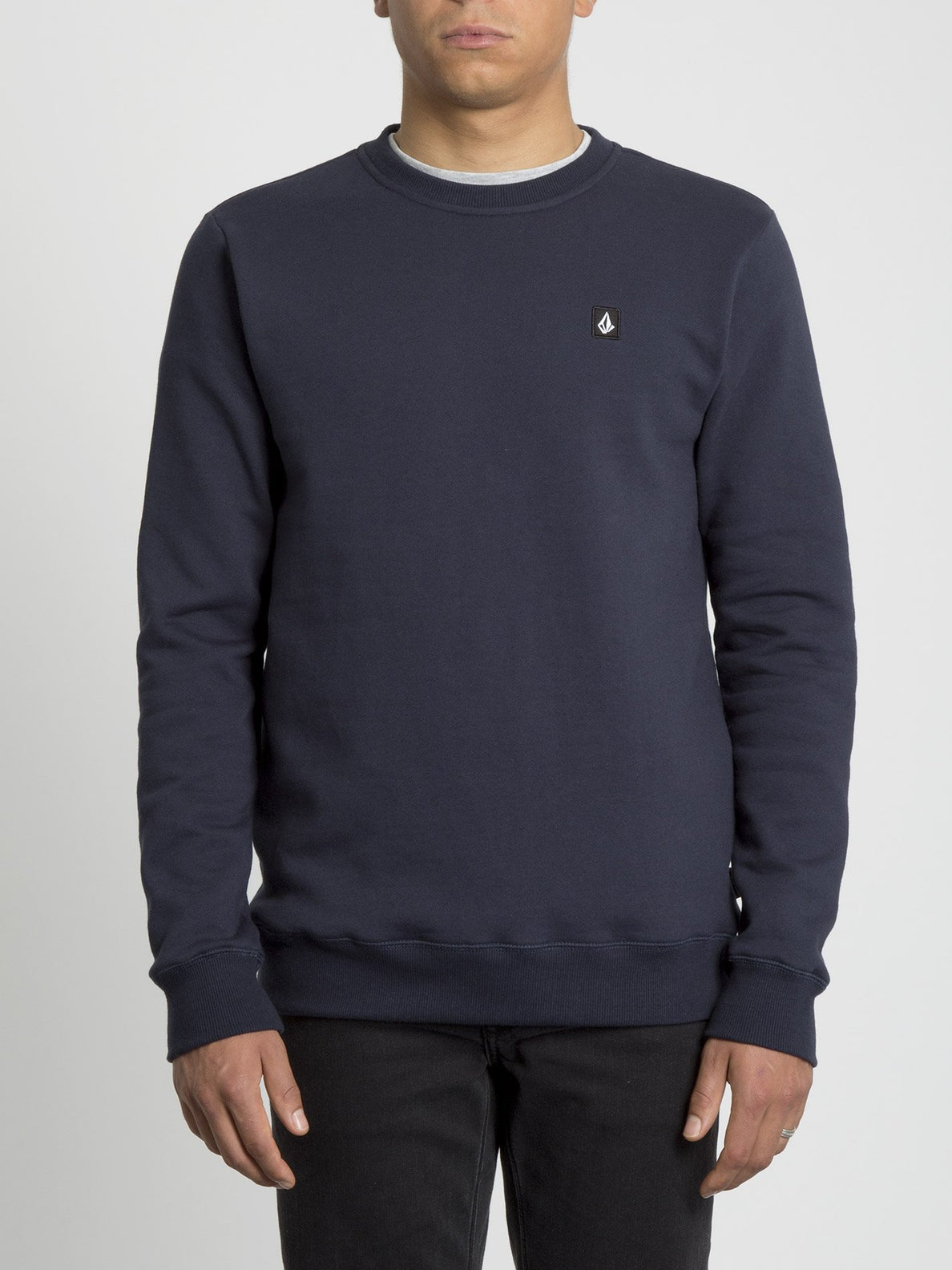 Single Stone Sweater - Navy (A4631910_NVY) [F]