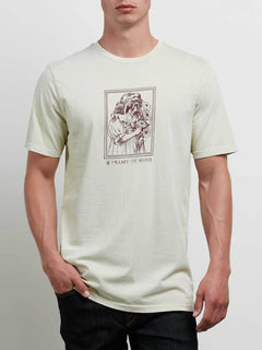 Watcher Tee - Clay