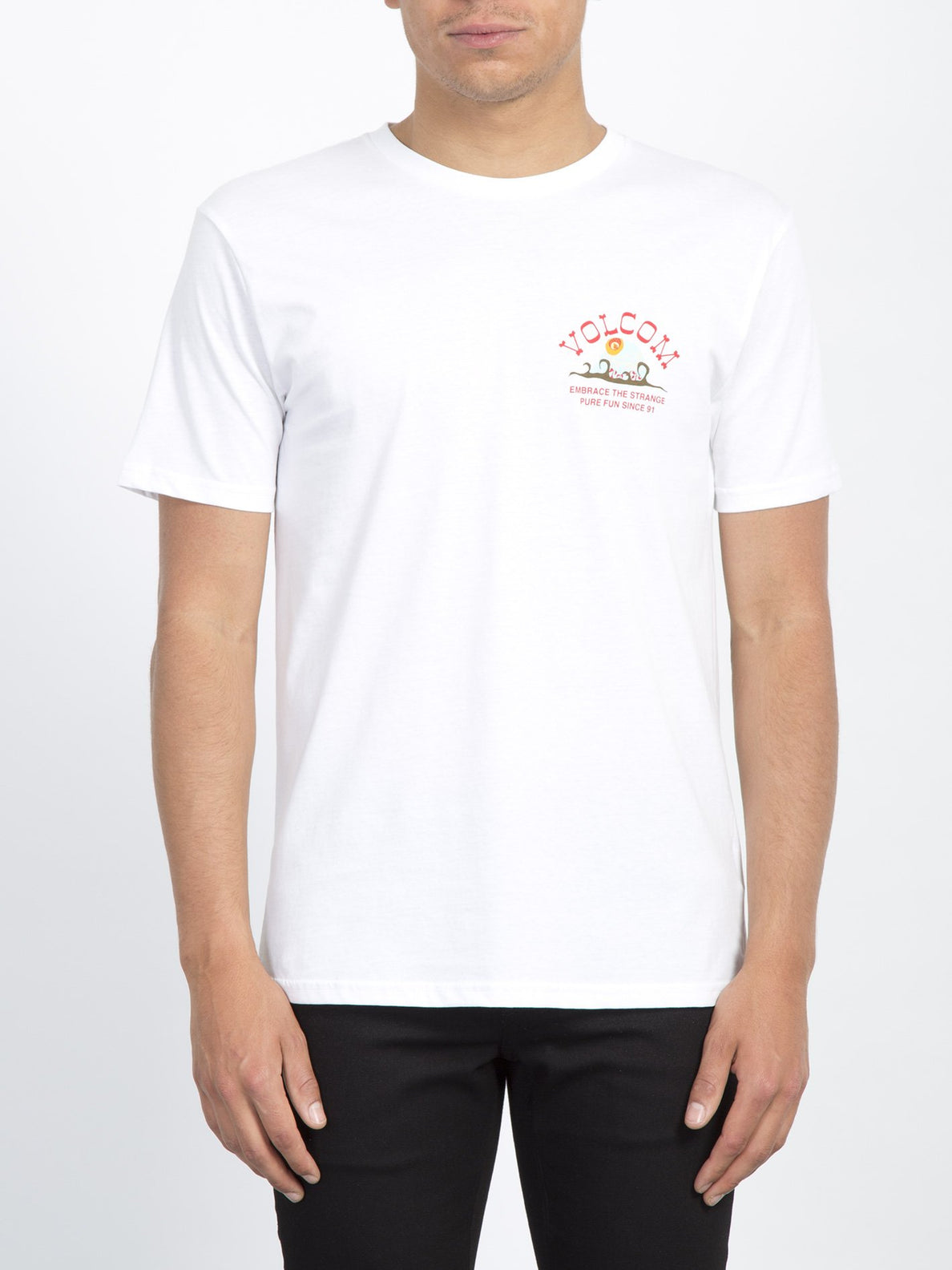 Natural Fun T-shirt  - White
