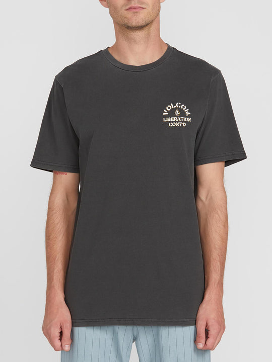 YELLERS S/S TEE (A5212002_BLK) [F]
