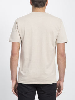Heather T-shirt  - Oatmeal