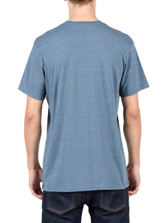 Creep Stone Tee - Blue Plum