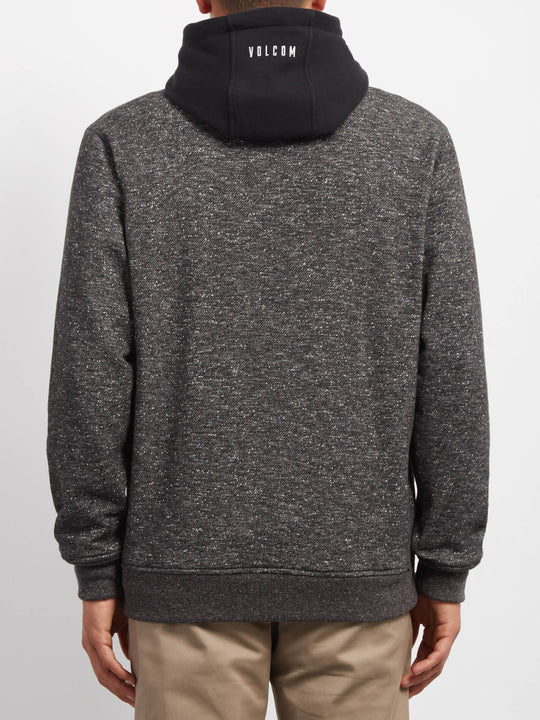 Factual Lined Sweaters - Black