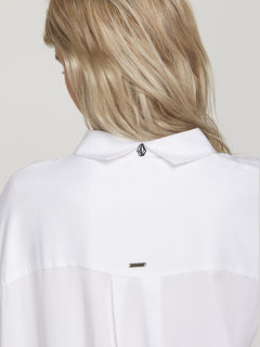 Ivol Shirt  - White