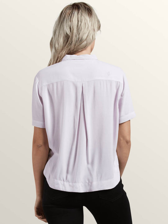 Stone Resort Shirt - Light Purple