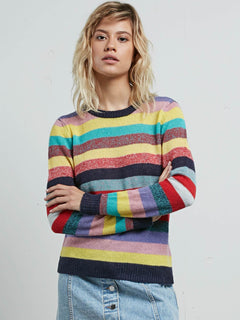 GMJ Core Sweater - Multi