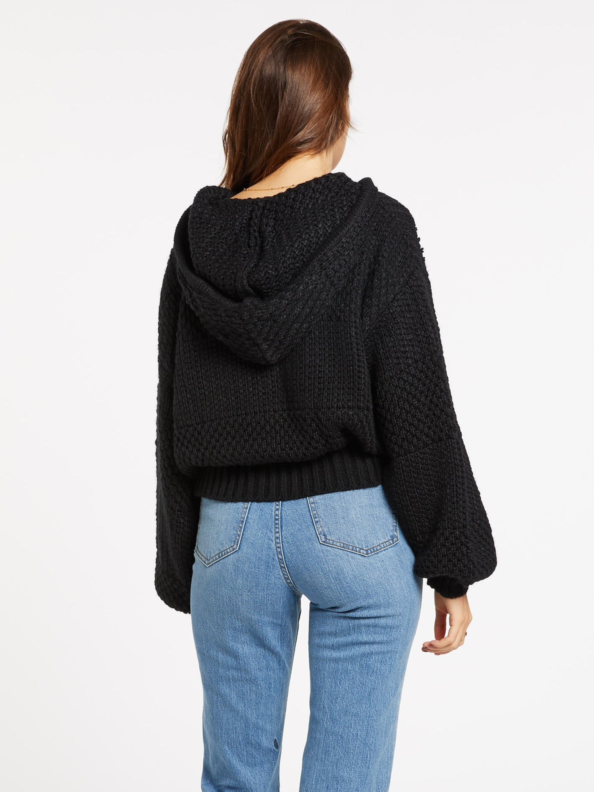 STONEY BEACH SWEATER (B0732005_BLK) [B]