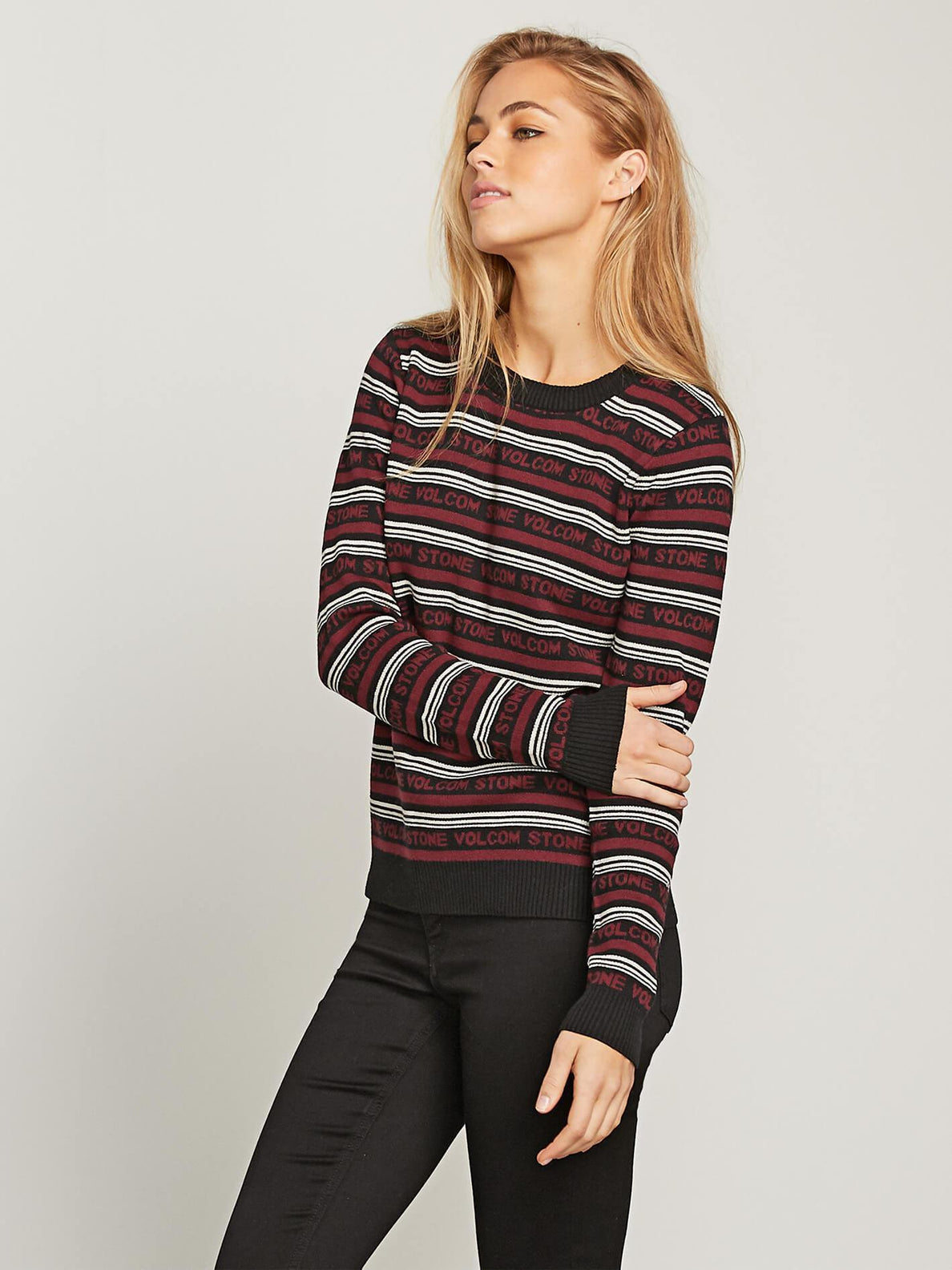 Flip Hop Sweater - Black Combo