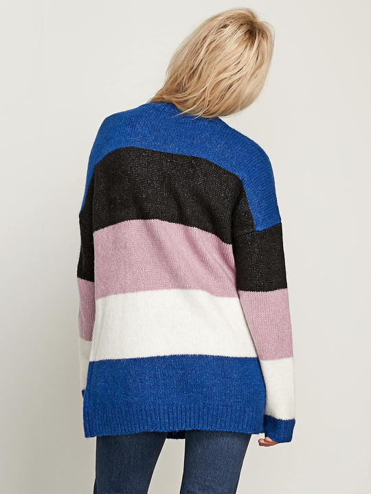 Fuzz Buster Sweater - Multi