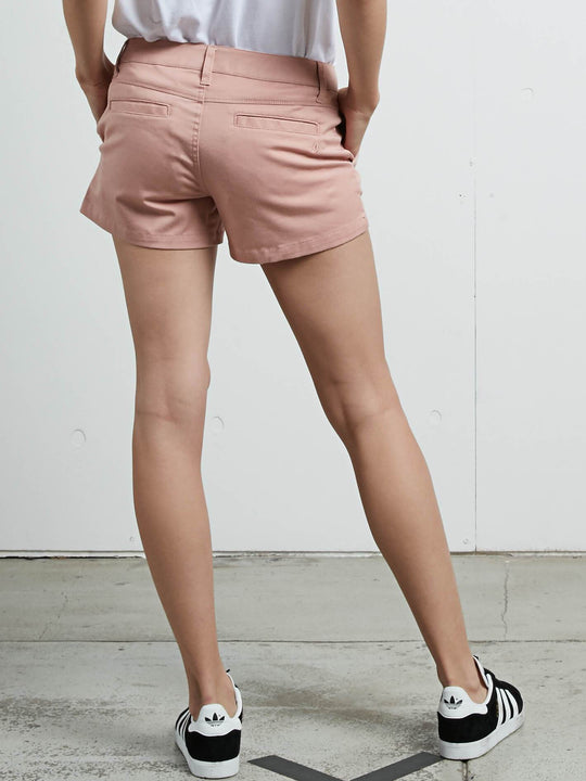 Frochickie Shorts - Mellow Rose