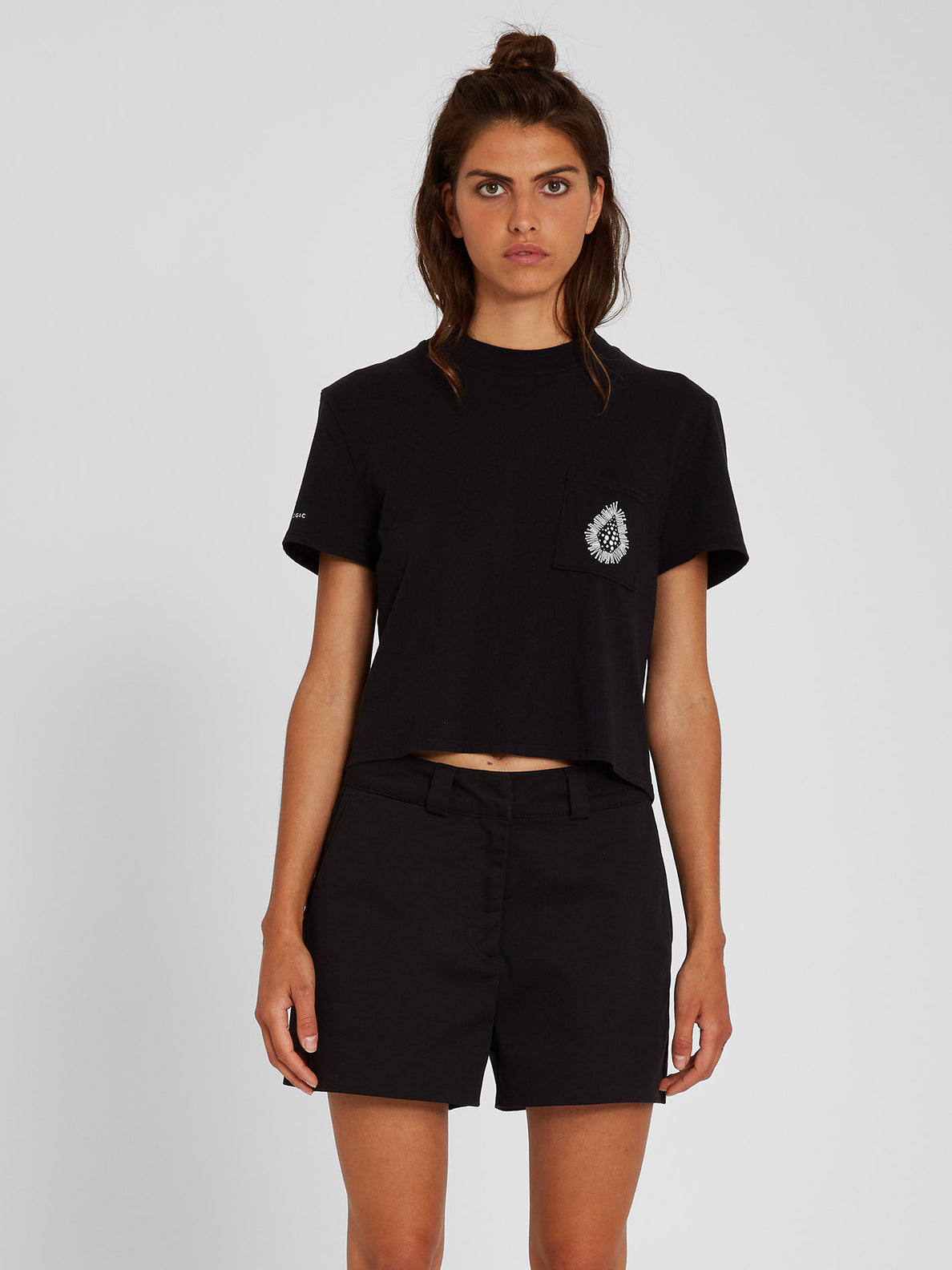 Whawhat Short - Black (B0912103_BLK) [5]