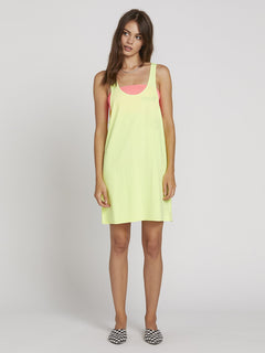 NEON AND ON DRESS (B1321906_NNY) [F]