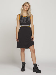 Ivol Skirt  - Black