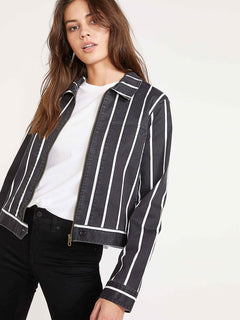 Frochickie Jacket  - Stripe
