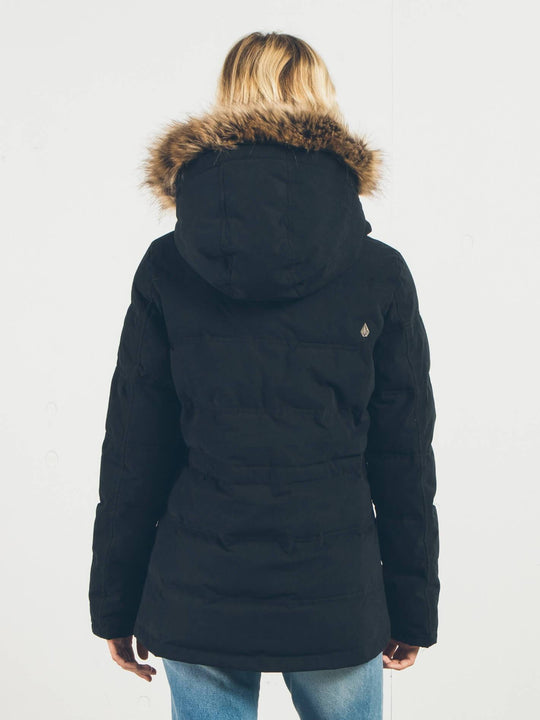 Slow It Down Jacket - Black
